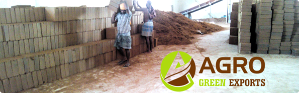 Cocopeat Production Process